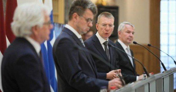 Letonia, Estonia, Finlanda şi Polonia cer o reuniune a UE pe tema situaţiei din Belarus