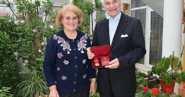 (foto) Acum 58 de ani și-au unit destinele. Cum arătau maestrul Eugen Doga și soția sa Natalia, în ziua nunții