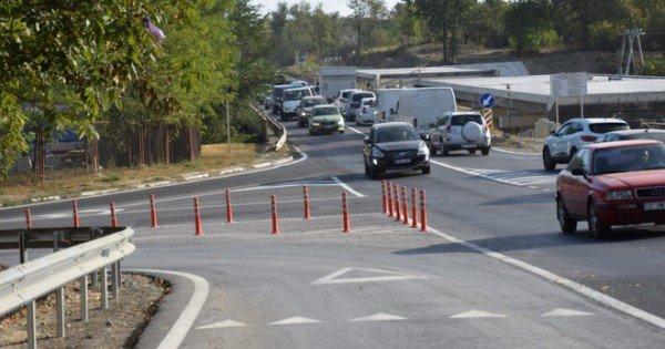 Atenție, șoferi! A fost reorganizată circulația rutieră la o intersecție din Chișinău
