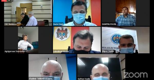 LIVE/ Ședința CEC: Subiectul privind înregistrarea lui Candu în calitate de concurent electoral, amânat