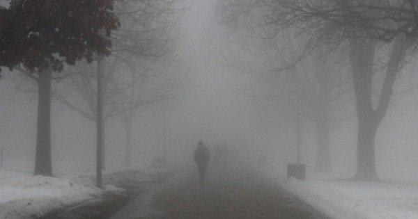 Avertizare meteorologică. Cod galben de ceață în centrul și sudul țării