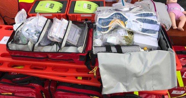 Polonia a oferit un lot de echipament de prim ajutor în situații de risc Republicii Moldova