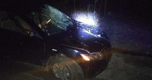 Un șofer a lovit mortal o femeie și a părăsit locul accidentului; La volan ar fi fost un polițist de patrulare