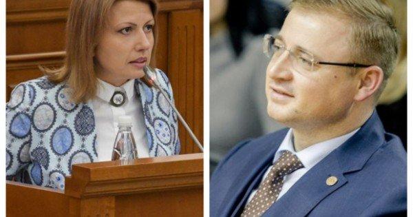 Spătaru îi dă replică lui Cavcaliuc, după ce a fost acuzată că ar fi influențat reținerea membrului PACE