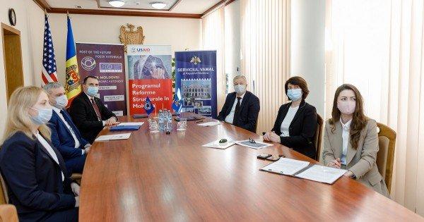 Poșta Moldovei a obținut statut de agent economic autorizat. E o premieră pentru R.Moldova