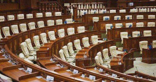 În plină stare de urgență, Parlamentul se întrunește în ședință. Ce proiecte se regăsesc pe ordinea de zi