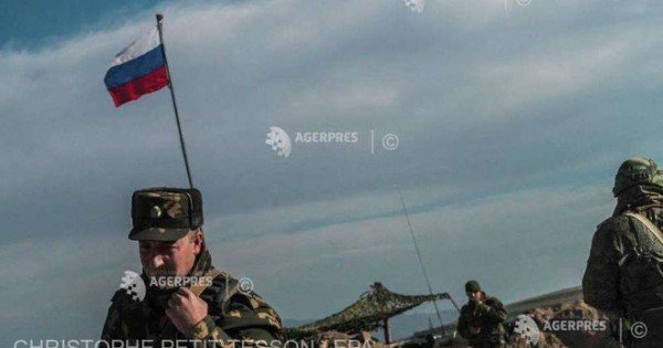 Angela Merkel, Emmanuel Macron, și Volodimir Zelenski au lansat un apel către Rusia de a-și retrage trupele comasate la frontiera cu Ucraina