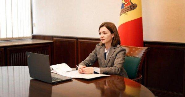 Maia Sandu a făcut anunțul: Cu ce ser a ales să se vaccineze șefa statului
