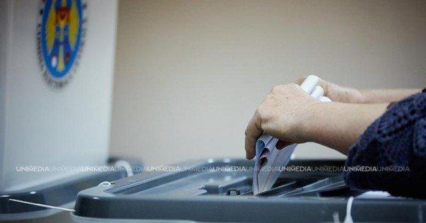 (tabel) CEC a anunțat numărul total al alegătorilor înscriși în Registrul de Stat