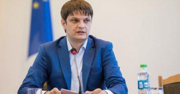 Andrei Spînu a degrevat din funcția de Secretar General al Aparatului Președintelui, pentru a participa la alegerile parlamentare alături de PAS