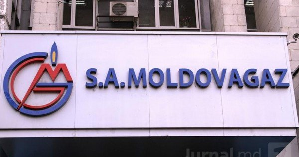 Moldovagaz anunță că a început recalcularea costului gazului plătit anterior de persoanele juridice
