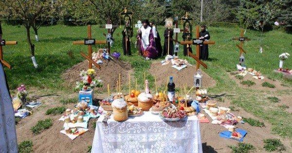 DOC/ Accesul cetățenilor în cimitirele din municipiul Chișinău, interzis de Paștele Blajinilor