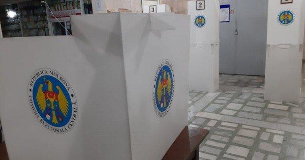 Tabel/ CEC a anunțat numărul total de alegători înscriși în Registrul de Stat al Alegătorilor