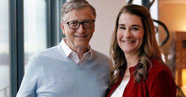 Cum își vor împărți averea Melinda și Bill Gates. El are 146 de miliarde de dolari și este al patrulea cel mai bogat om din lume
