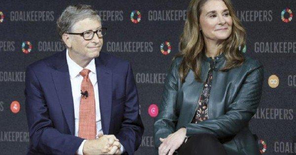 Cum își vor împărți averea Melinda și Bill Gates: El are 146 de miliarde de dolari și este al patrulea cel mai bogat om