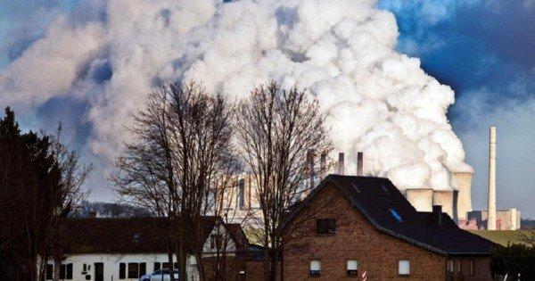 Prețul carbonului în UE a ajuns la un record istoric de 50 de euro pe tonă