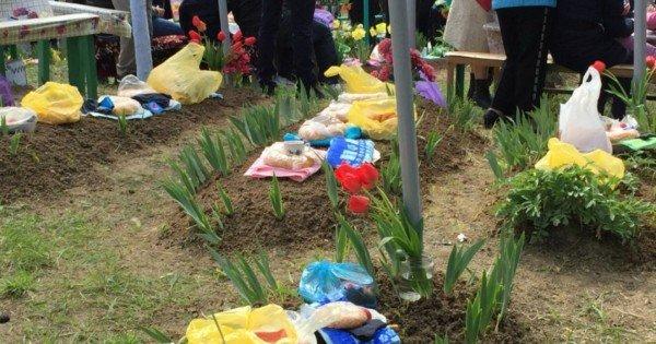 DOC // Accesul în cimitirele din raionul Edineț va fi permis de Paștele Blajinilor, cu respectarea anumitor măsuri