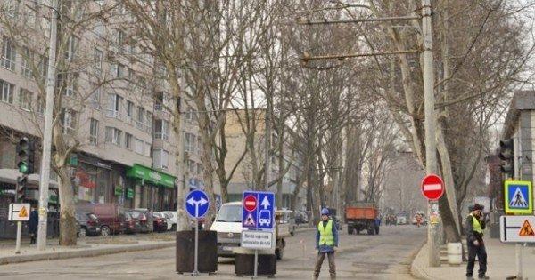 Autoritățile municipale anunță că, timp de două zile, va fi suspendat total traficul rutier pe strada Ion Creangă