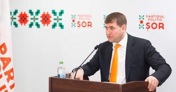 """Tauber susține că Șor ar putea participa cu prezență """"fizică"""" la campania electorală pentru anticipate"""