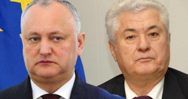 /VIDEO/ Întrevedere între liderul socialiștilor, Igor Dodon și liderul comuniștilor, Vladimir Voronin. Despre ce au discutat cei doi