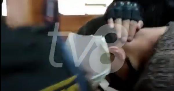 /VIDEO/ Cel de-al doilea complicele reținut în cazul lui Ceaus, adus în fața magistraților
