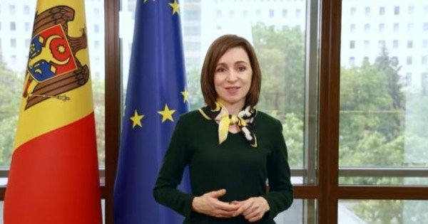 Maia Sandu a primit premiul Sjur Lindebraekke pentru Democrație și Drepturile Omului