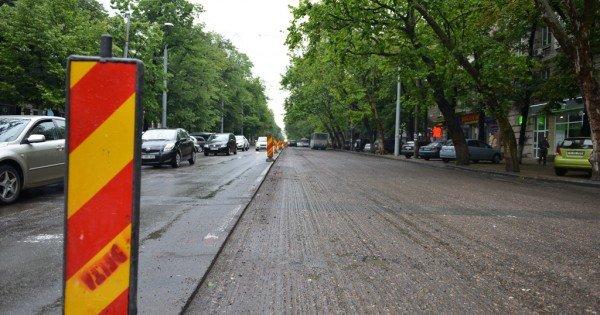 Traficul rutier pe strada Ion Creangă, tronsonul cuprins între Calea Ieșilor și Alba-Iulia, suspendat în totalitate. Cum va circula transportul public
