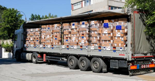 Ajutorul medical în valoare de aproape zece milioane de euro oferit de Germania a ajuns astăzi în Republica Moldova