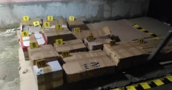 Detalii despre captura record de heroină: Provenea din Iran și tranzita Ucraina și Moldova pentru a ajunge pe teritoriul Uniunii Europene