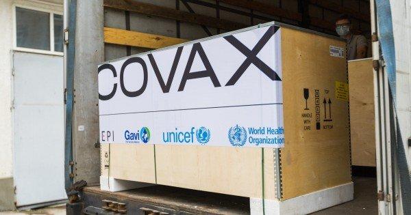 Republica Moldova a recepționat un lot de 46 de frigidere pentru depozitarea vaccinurilor, livrate prin intermediul platformei COVAX
