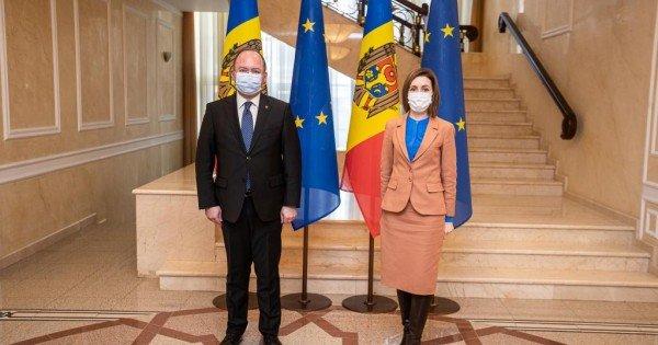 Ministrul de Externe al României, Bogdan Aurescu, vine mâine la Chișinău. Va avea o întrevedere cu Maia Sandu
