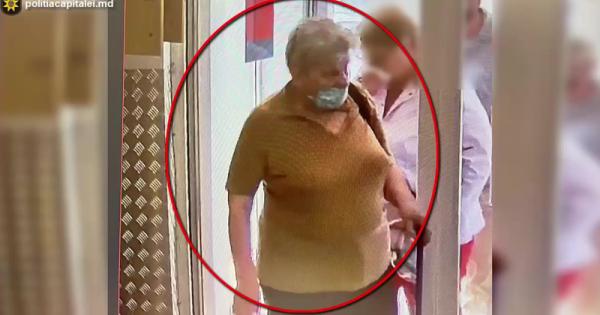 Femeia din imagini, căutată de poliție: Ar fi furat geanta unei femei dintr-un magazin; Momentul furtului