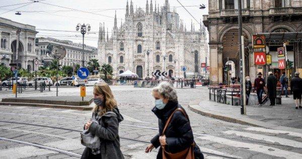 Certificatul verde ar urma să devină obligatoriu în Italia pentru accesul în restaurante, mijloace de transport și alte zone aglomerate