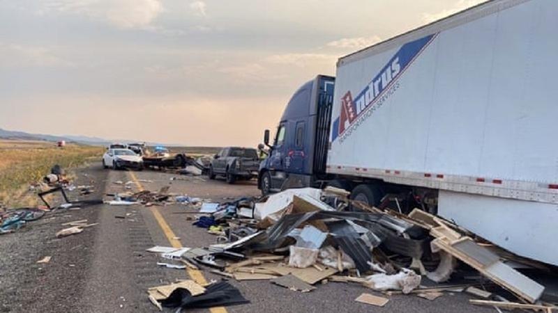 Cel puțin șapte persoane au murit și altele au fost rănite, după ce o furtună de nisip a provocat un carambol pe o șosea din Utah