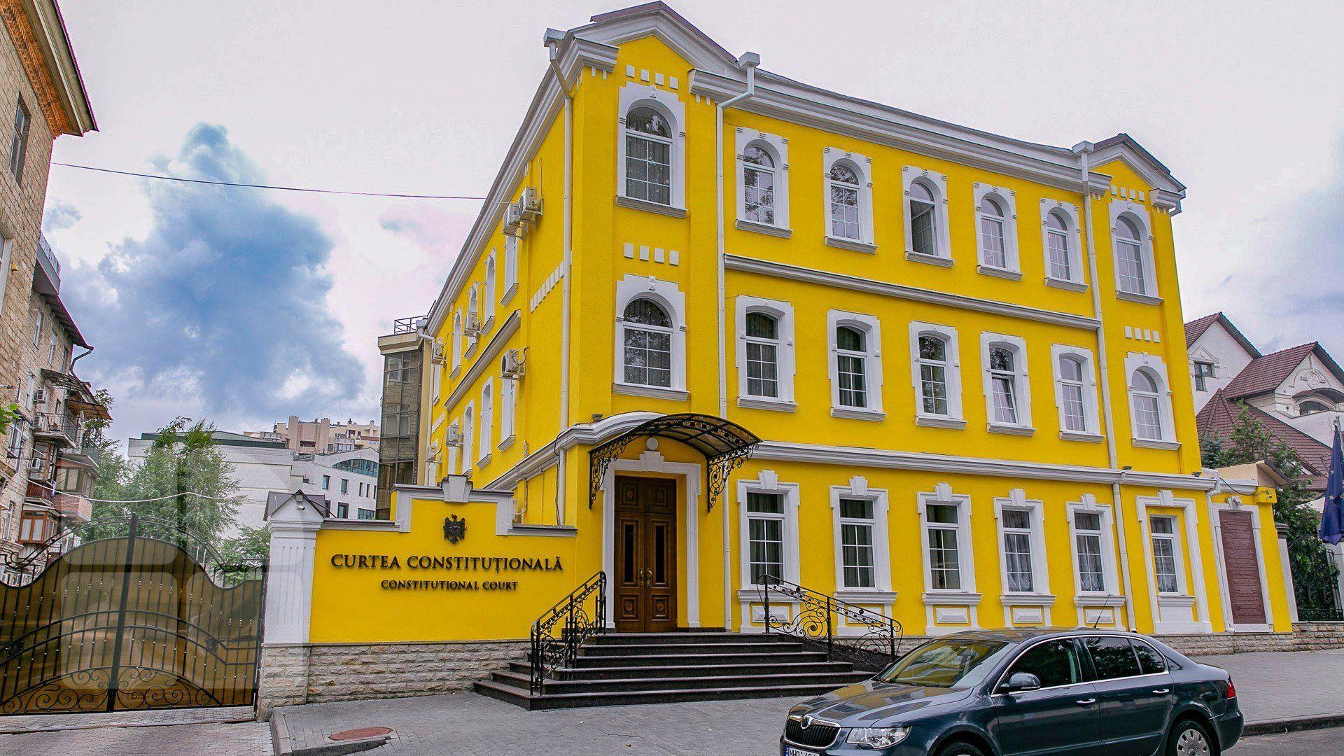 Решение Конституционного суда - удар по Стояногло: Ходатайство о приостановлении внесения поправок в Закон о прокуратуре отклонено