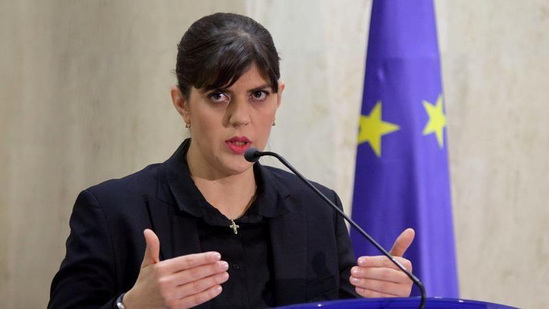 Parchetul European condus de Kovesi a deschis 300 de investigații privind fraude cu fonduri europene de 4,5 miliarde de euro