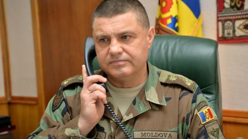 DOC // Maia Sandu a semnat decretul de destituire a lui Igor Gorgan din funcția de Șef al Marelui Stat Major