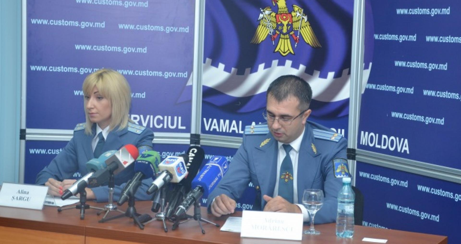 Șeful adjunct al Serviciului Vamal, Adrian Morărescu, și-a dat demisia