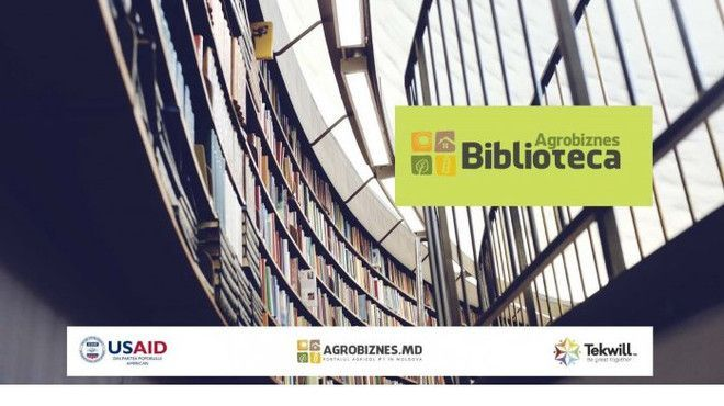 În R. Moldova a fost lansată prima bibliotecă digitală agricolă