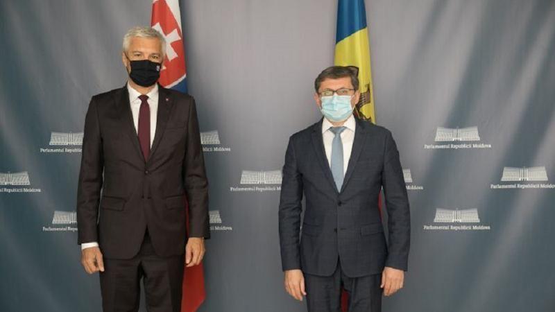 Igor Grosu: Prioritatea zero a Parlamentului – combaterea corupției și reforma justiției