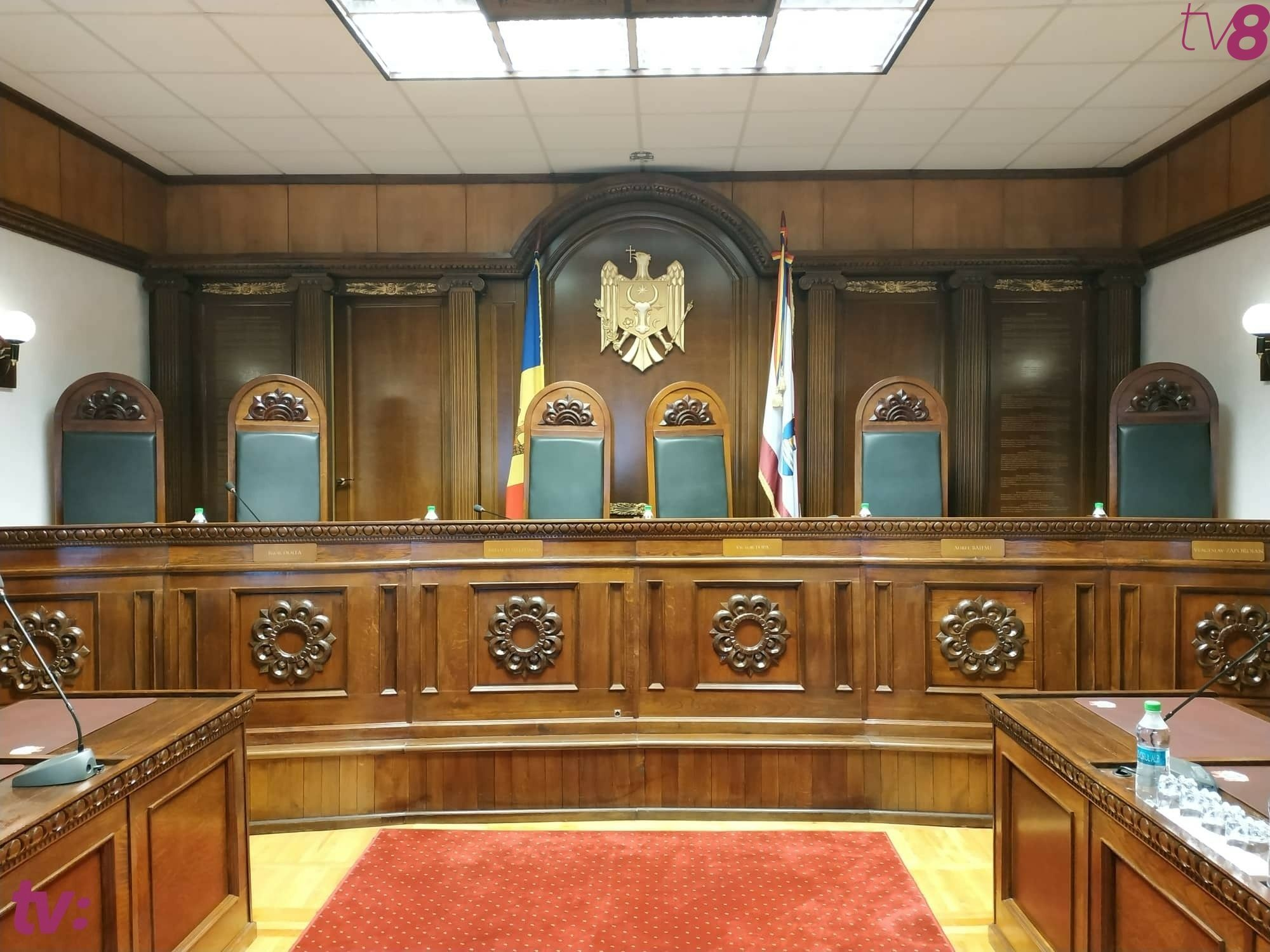 Конституционный суд утвердил пять мандатов депутатов PAS