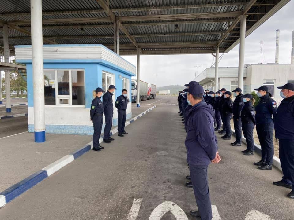 Cel mai solicitat și tranzitat punct de trecere a frontierei Leușeni are o nouă conducere