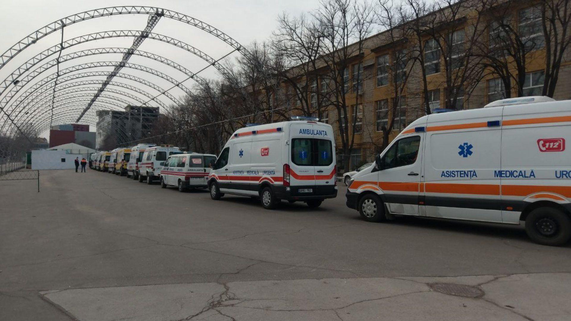 Кишинёв во власти коронавируса: в больницах увеличивают число мест для пациентов с COVID-19