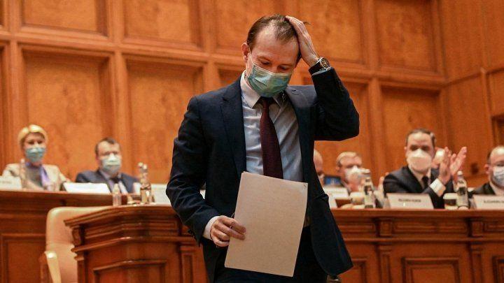 Правительству Румынии выразили вотум недоверия